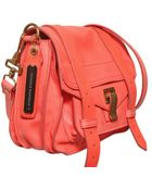 Proenza Schouler Ps1 Small Lux Satchel - Lyst
