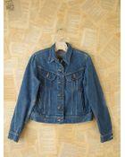 Free People Vintage Miss Lee Denim Jacket - Lyst