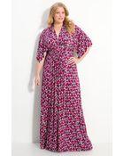 Rachel Pally White Label Long Caftan Dress - Lyst