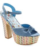 ModCloth Clambake Best Dressed Heel - Lyst