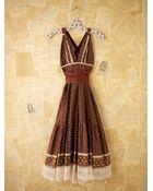 Free People Vintage Gunne Sax Dress - Lyst