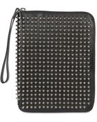 Christian Louboutin Cris Ipad Case Spikes Tech Accessory - Lyst