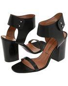 Sigerson Morrison Sandal Heels - Lyst