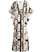 Alice + Olivia Egypt Butterfly Maxi Dress - Lyst