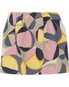 Marni Wool-crepe Mini Skirt - Lyst