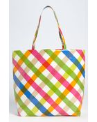 Kate Spade Daycation Coated Canvas Bon Shopper - Lyst