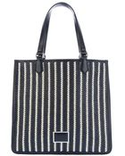 Marc By Marc Jacobs Stripe Tote - Lyst
