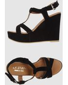L.p. Studio Wedge - Lyst