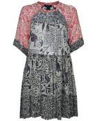 Isabel Marant Print Dress - Lyst