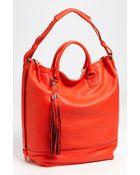 Diane von Furstenberg Drew Bucket Bag - Lyst