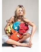 Mango Canvas Shopping Bag - Lyst