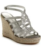 Rampage Benson Wedge Sandals - Lyst