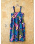 Free People Vintage Aloha Floral Printed Sundress - Lyst