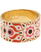 Kate Spade Idiom Bangles Carry A Torch - Lyst