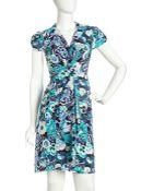 Nanette Lepore Sugarcane Dress - Lyst