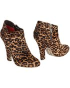 Cesare Paciotti Shoe Boots - Lyst