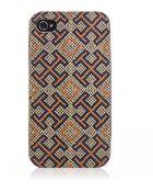 Tory Burch Printed Hardshell Phone Case - Lyst