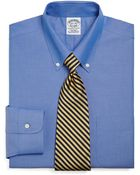 Brooks Brothers Supima Cotton Noniron Regular Fit Original Polo Buttondown Dress Shirt - Lyst
