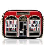 Lulu Guinness Black Book Shop Small Emily - Lyst