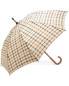 Brooks Brothers Tattersall Umbrella - Lyst