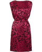 Temperley London Dianthus Shift Dress - Lyst