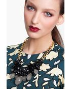 Marni Beaded Bib Necklace - Lyst