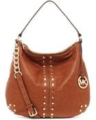 MICHAEL Michael Kors Uptown Astor Large Shoulder Bag - Lyst