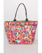 Lesportsac The Disney X Lesportsac Everyday Girl Tote Bag in Wondrous Journey - Lyst