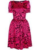Temperley London Dianthus Dress - Lyst