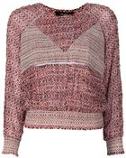 Isabel Marant Darwin Crotched Blouse - Lyst