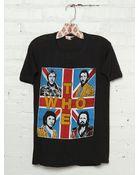Free People 'Vintage The Who' Tee - Lyst