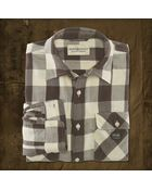 Ralph Lauren Mccarren Plaid Ward Shirt - Lyst