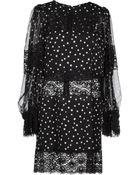 Dolce & Gabbana Short Dress - Lyst