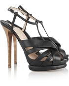 Nicholas Kirkwood Leather Sandals - Lyst