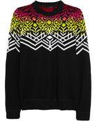 Proenza Schouler Merino Woolblend Sweater - Lyst