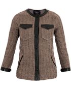 Isabel Marant Kailey Jacket - Lyst