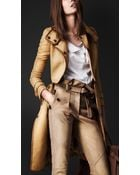 Burberry Prorsum Disconnected Detail Flying Coat - Lyst