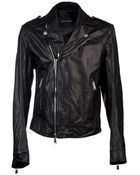 DSquared² Motorcycle Jacket - Lyst