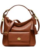 Coach Legacy Leather Courtenay Hobo - Lyst