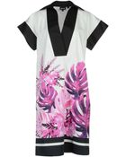 Just Cavalli 34 Length Dress - Lyst