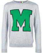 MSGM M Sweater - Lyst