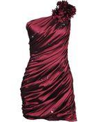 Forever Unique Short Dress - Lyst