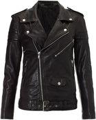 BLK DNM Biker Jacket - Lyst