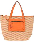 Abaco Large Fabric Bag - Lyst