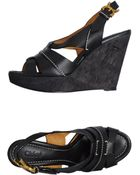 Chloé Wedges - Lyst