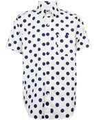 Mark McNairy New Amsterdam Big Dot Shirt - Lyst