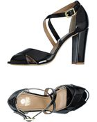 Enrico Fantini High-Heeled Sandals - Lyst