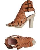 Malababa Platform Sandals - Lyst