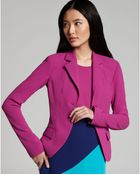 Rachel Roy Twist Back Blazer - Lyst
