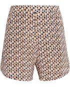 Saloni Printed Shorts - Lyst
